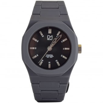 D1 Milano Grey Essential Watch