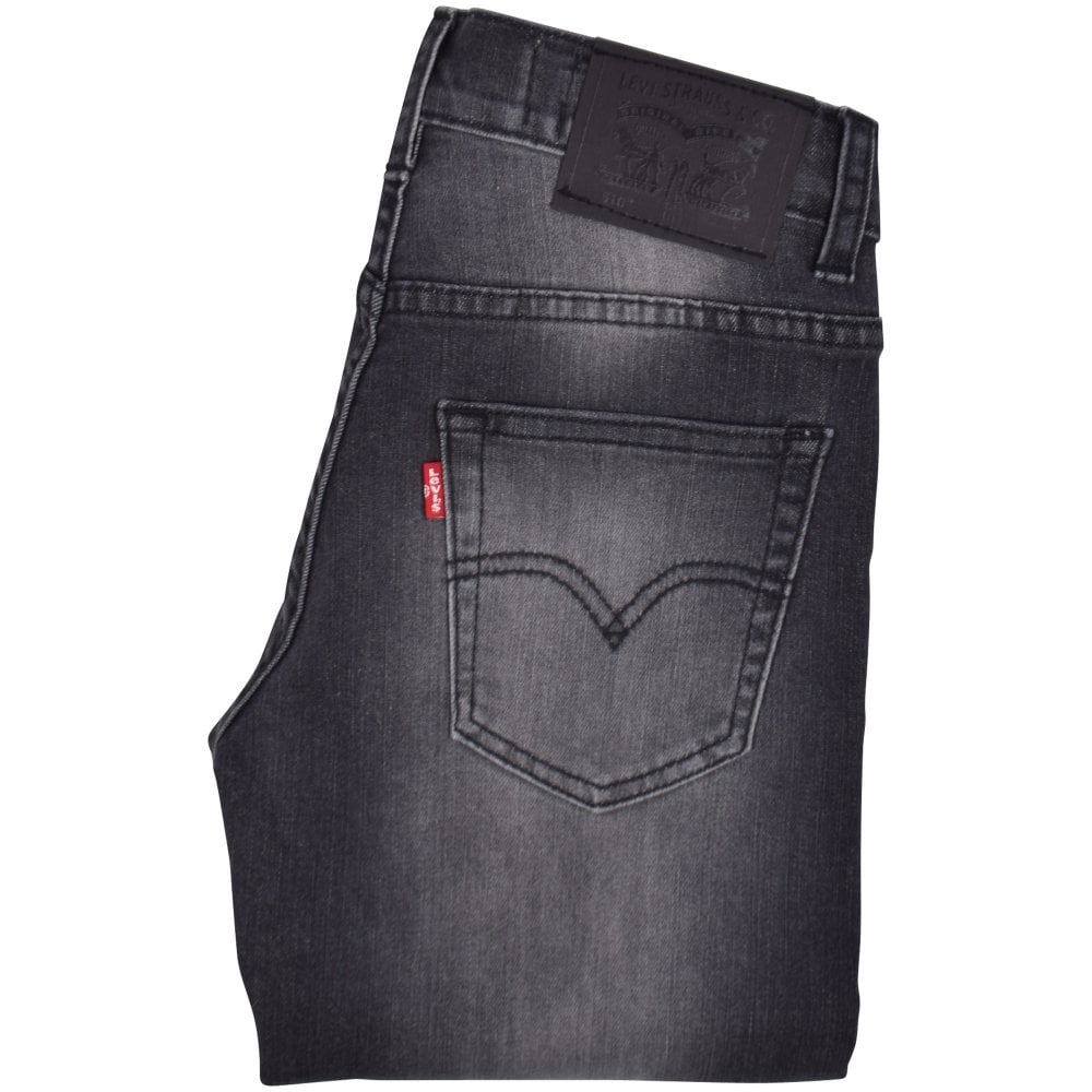 well known new collection huge inventory Dark Grey 510 Skinny Jeans
