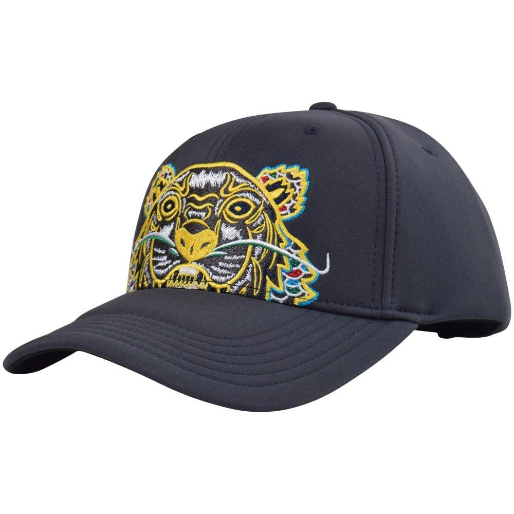 c00ff4c2e Dark Grey Dragon Tiger Cap