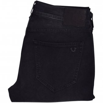 bb8443e41 Dark Grey Rocco Straight Jeans. TRUE RELIGION ...