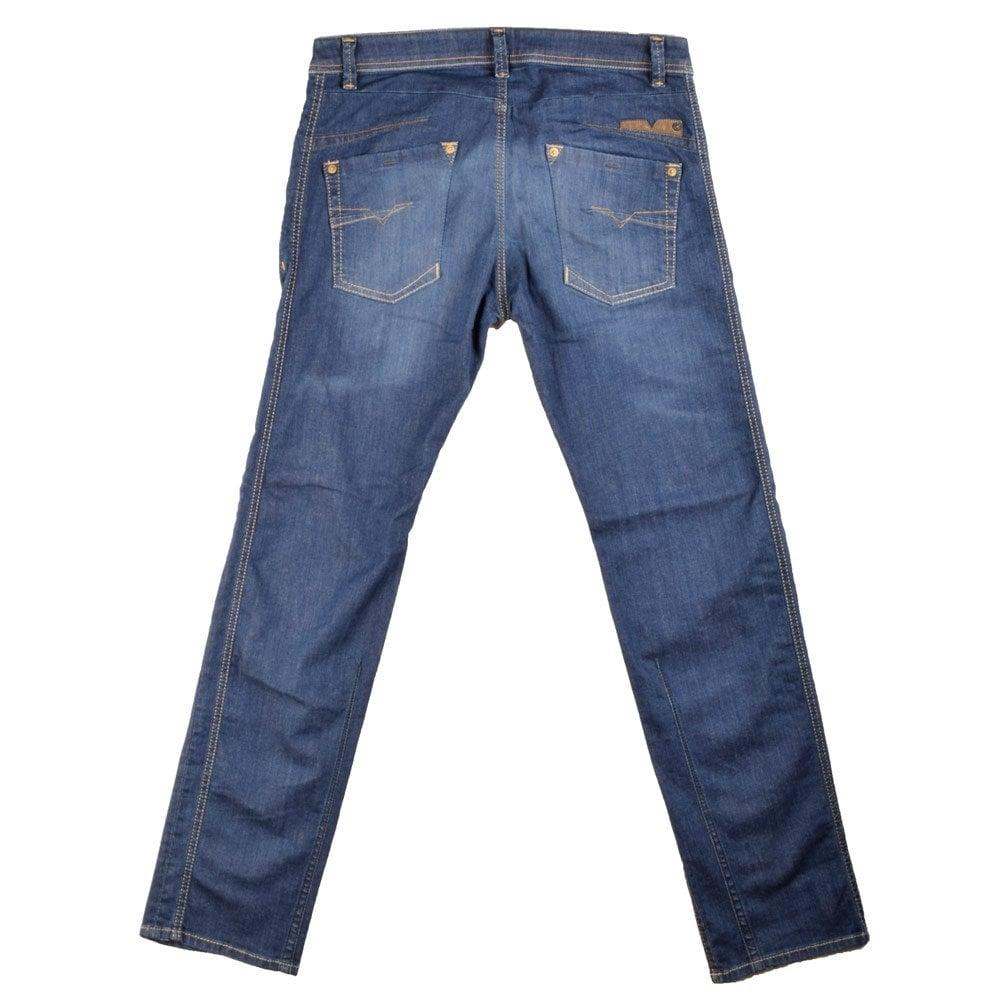 diesel diesel darron 607i tapered fit jeans diesel from brother2brother uk. Black Bedroom Furniture Sets. Home Design Ideas