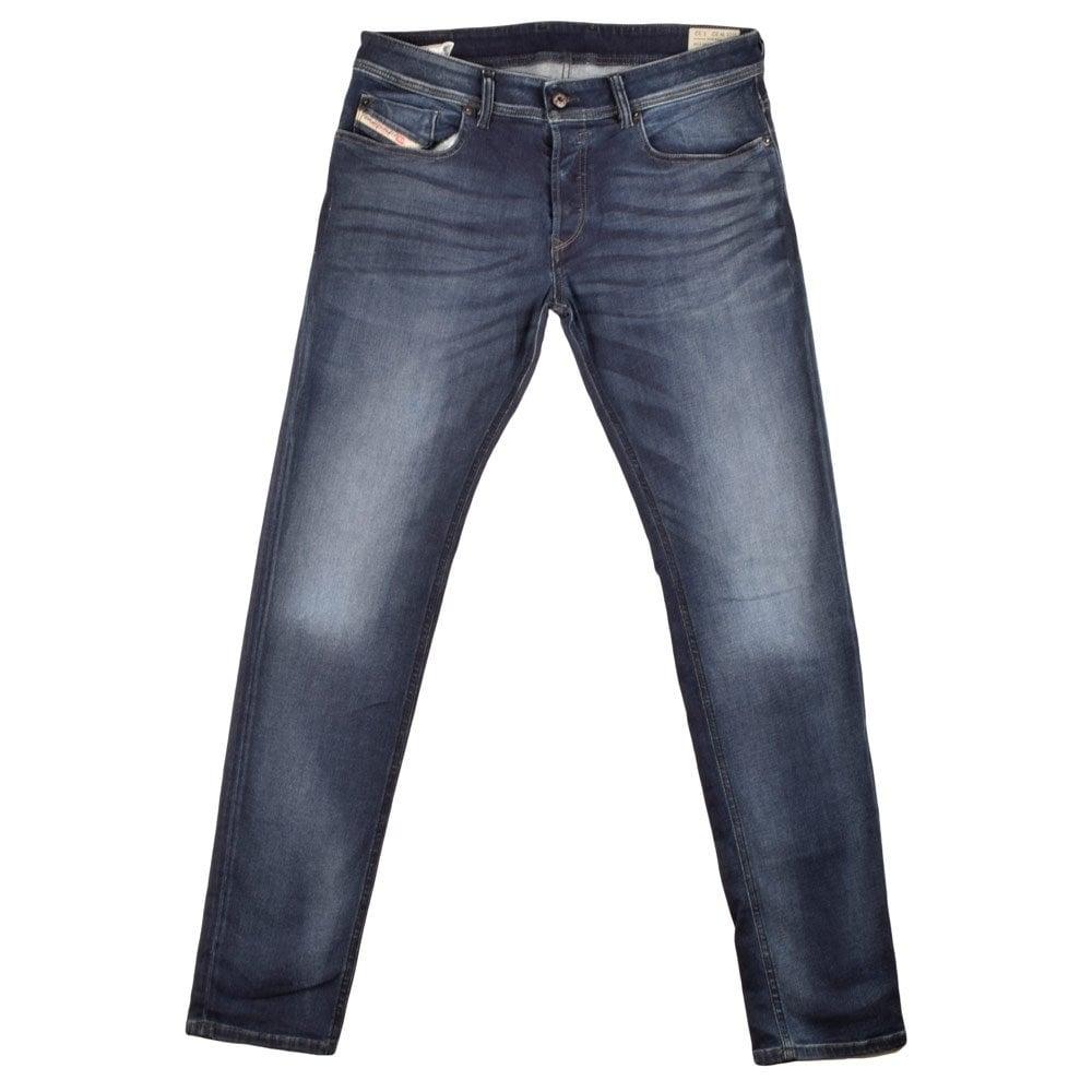 diesel sleenker 0834t slim fit jeans diesel from brother2brother uk. Black Bedroom Furniture Sets. Home Design Ideas