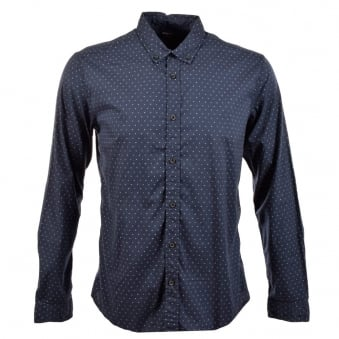 Diesel Stephany Navy Shirt