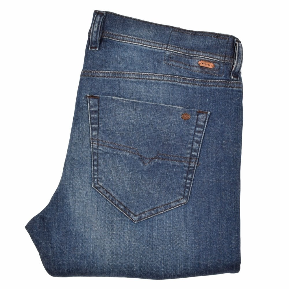947b10a59f6ecd DIESEL TEPPHAR 0818T Skinny Fit Jeans - Department from ...