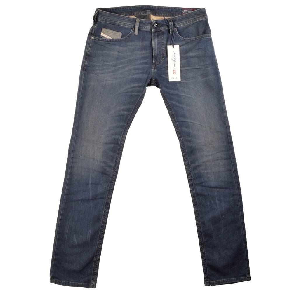 diesel thavar skinny fit jogg jeans diesel from. Black Bedroom Furniture Sets. Home Design Ideas