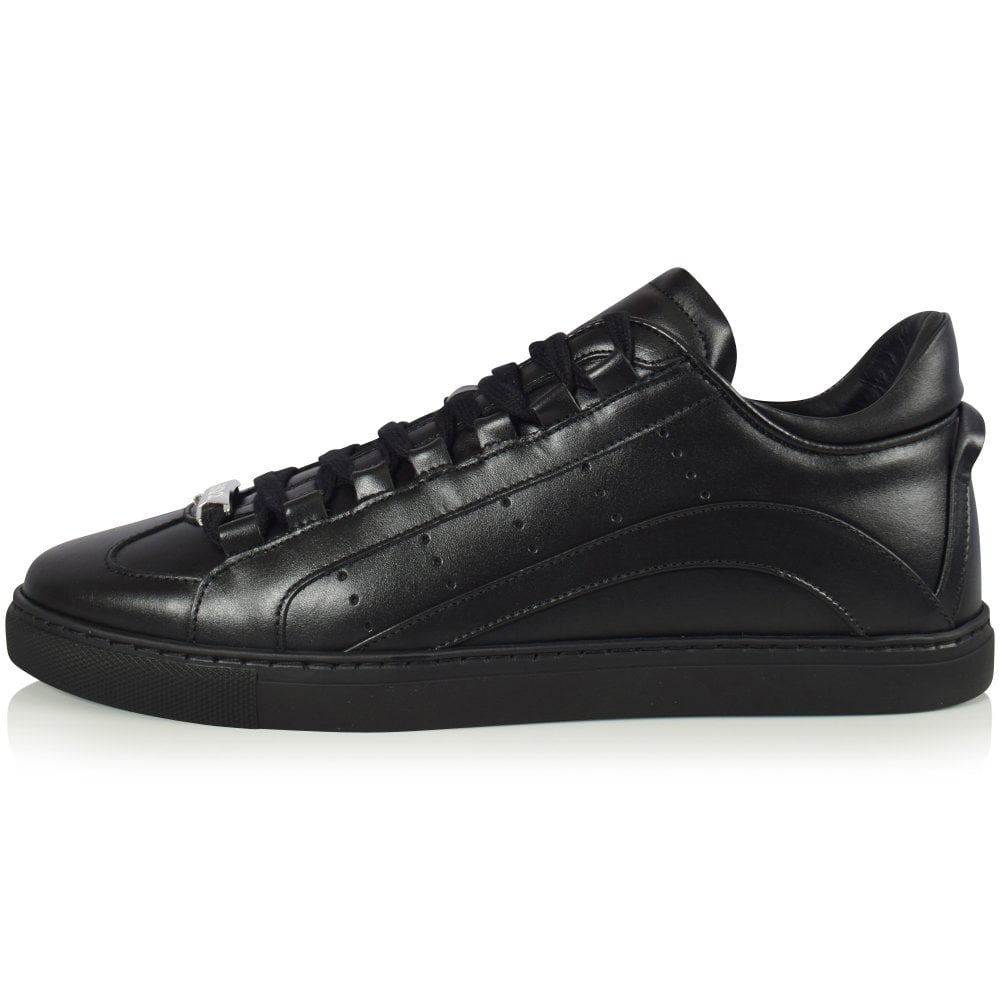 DSQUARED2 Black 551 Trainers - Men from