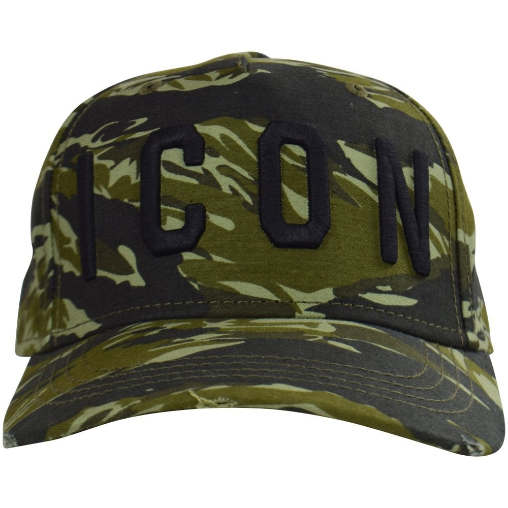 c352669c0 Camo ICON Baseball Cap