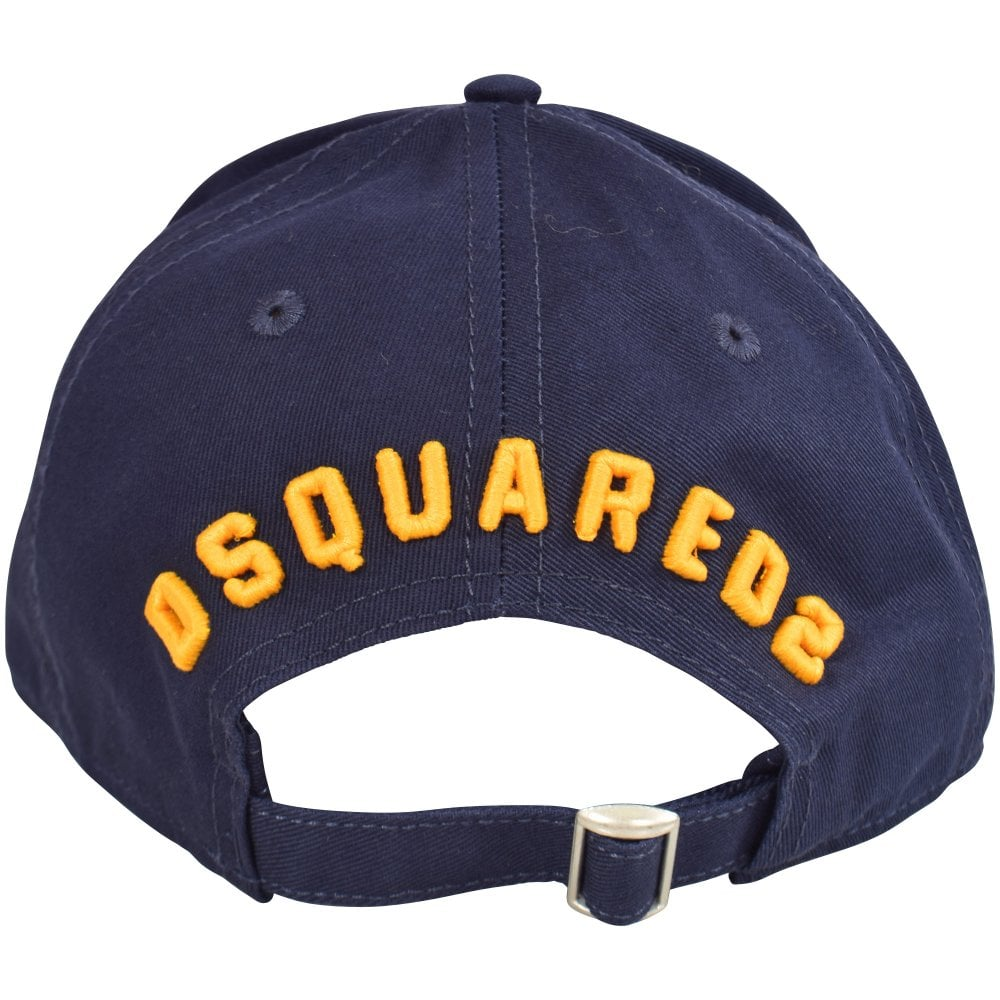 0dd973146 Navy/Yellow Icon Baseball Cap