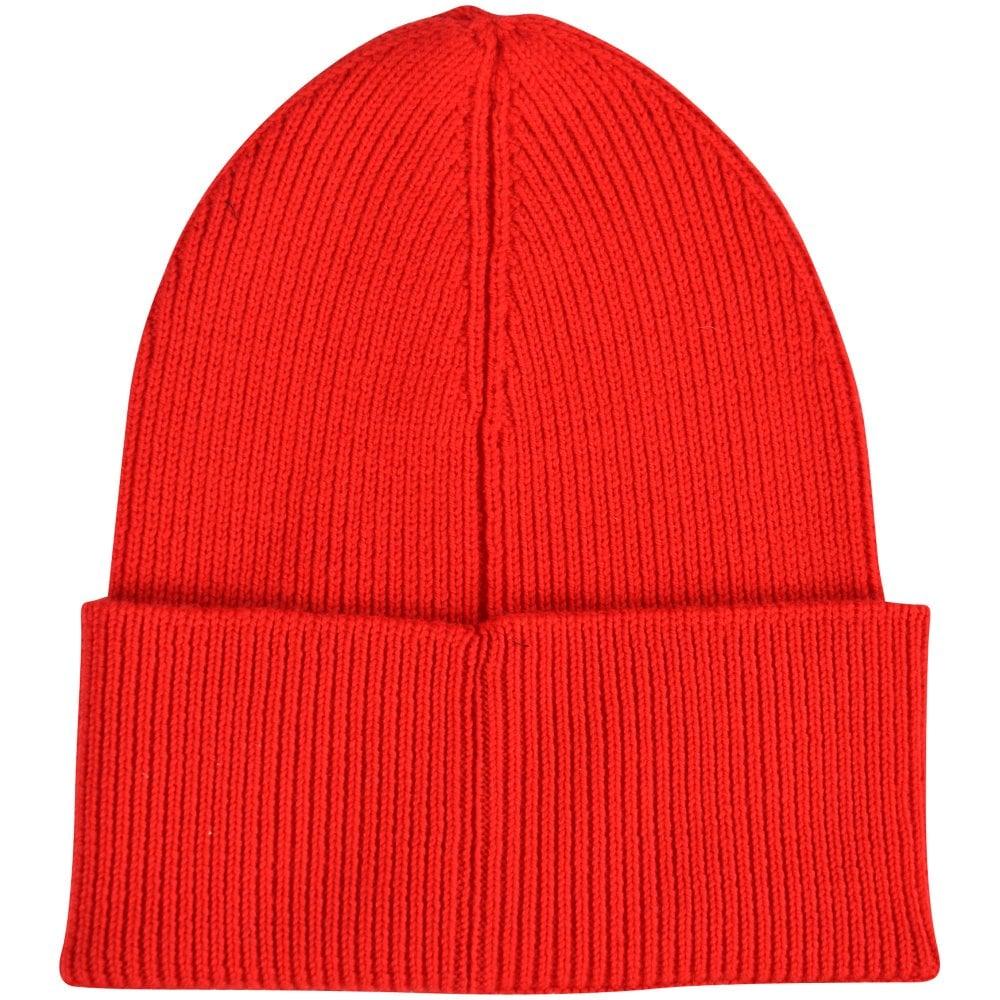 c6b28c125 Red/Black ICON Beanie Hat