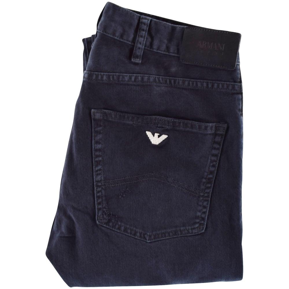 83ce0169c7 Black Ripped Slim Fit Jeans