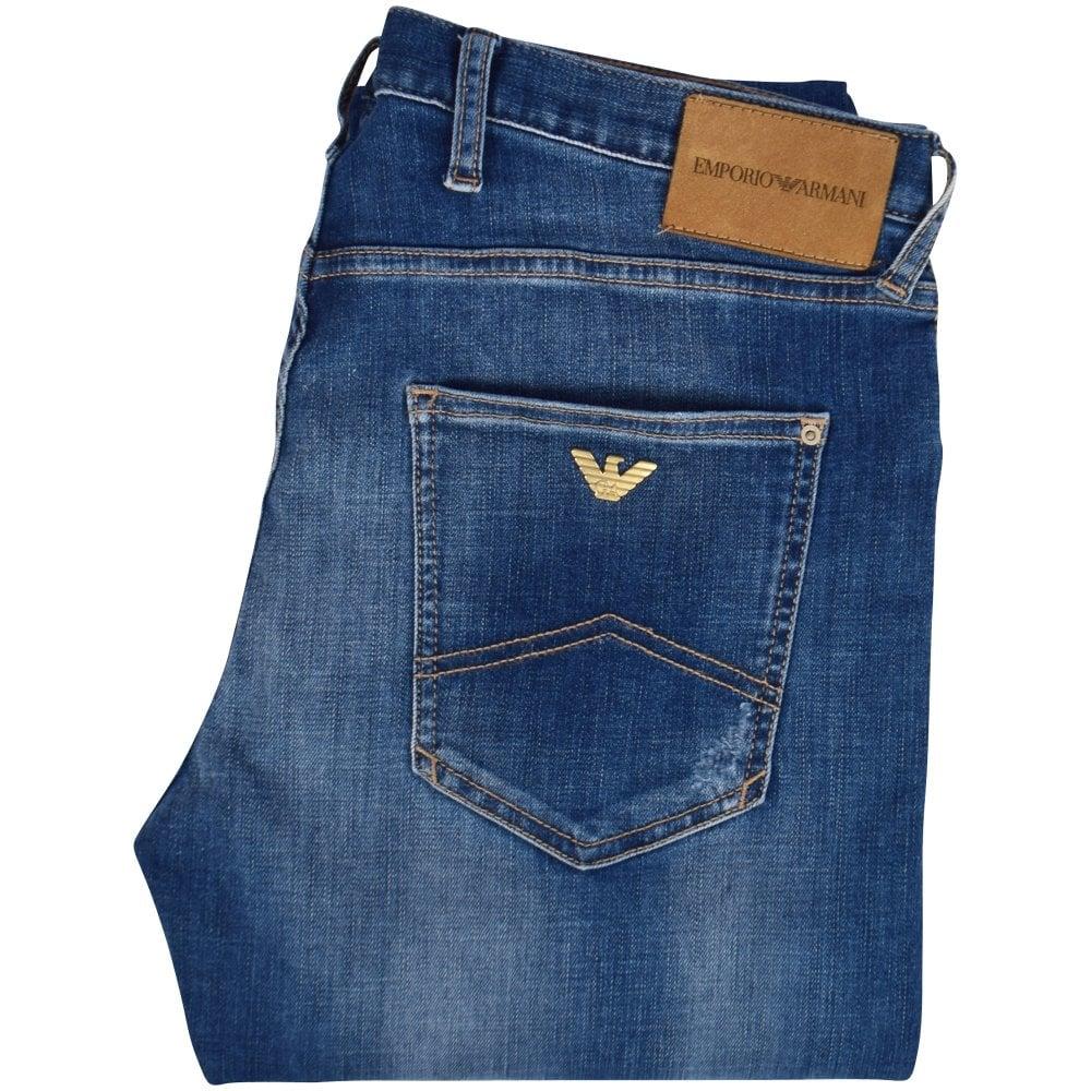 f3001d5342 Blue Denim J11 Jeans