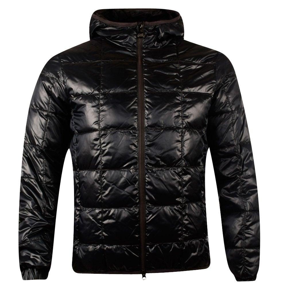 5ac04a85d01 EMPORIO ARMANI EA7 EA7 Emporio Armani Dark Navy Puffer Jacket - Men from  Brother2Brother UK