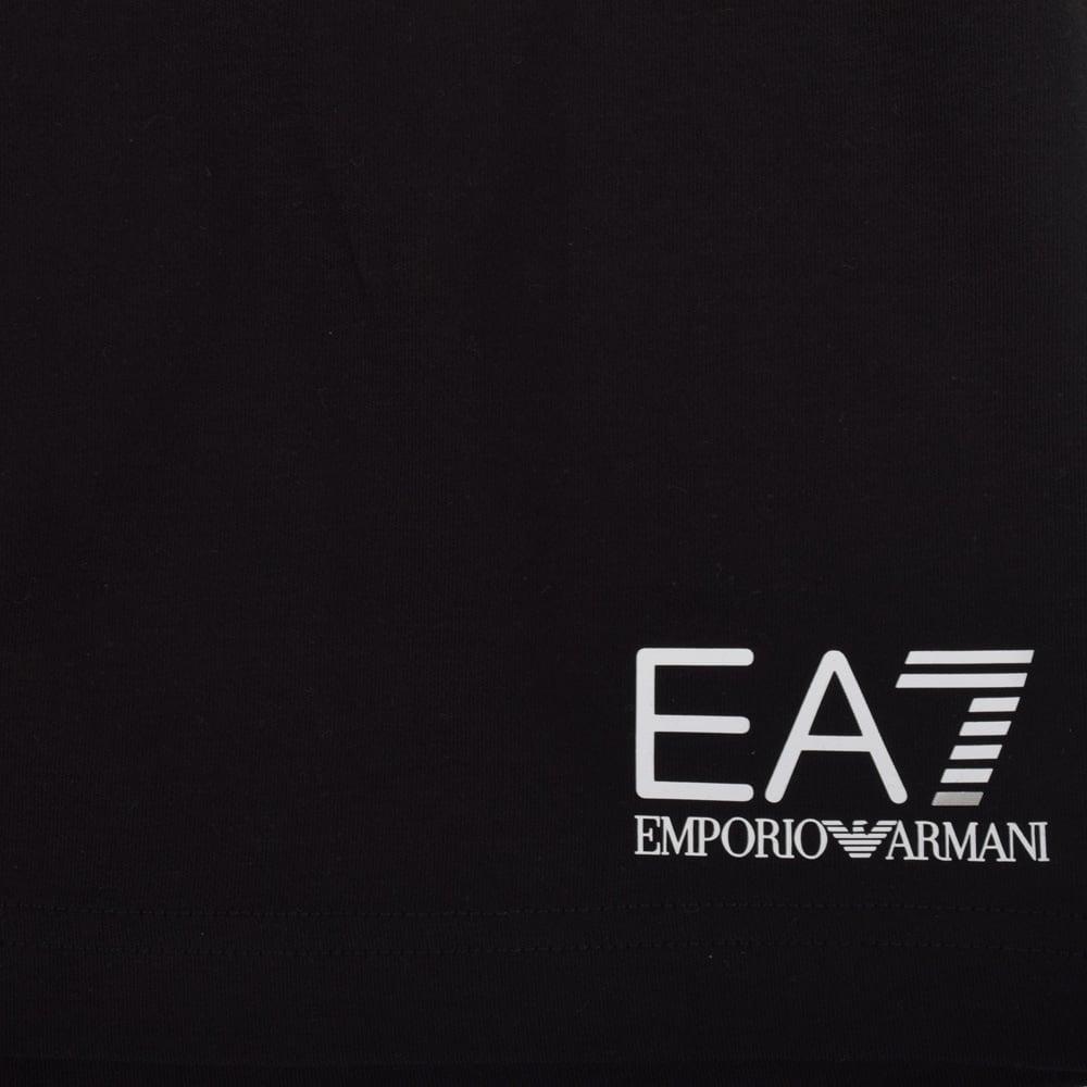 Emporio armani ea7 emporio armani ea7 black logo jogger - Emporio giorgio armani logo ...