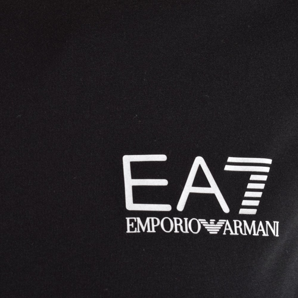 Emporio armani ea7 emporio armani ea7 black logo t shirt - Emporio giorgio armani logo ...
