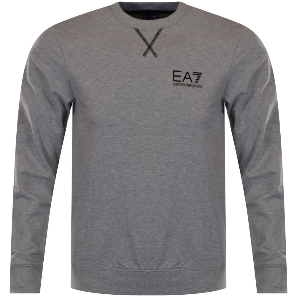ea7 black sweatshirt