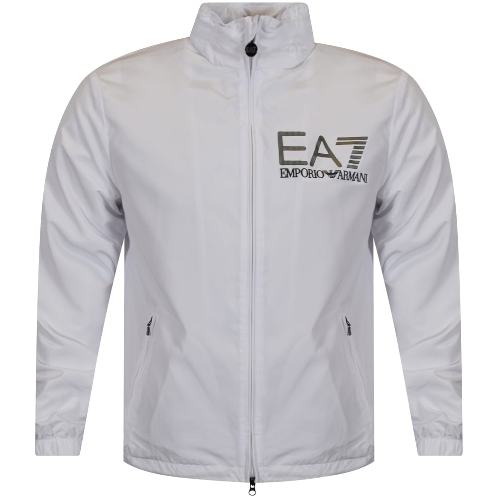 incredible prices hot-selling professional big discount sale White Logo Lightweight Jacket