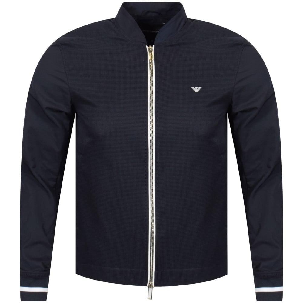 74a25c02a5 EMPORIO ARMANI Emporio Armani Polyester Blouson Jacket