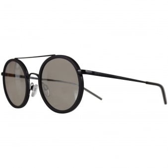 Emporio Armani Sunglasses Black Tea Shade Sunglasses