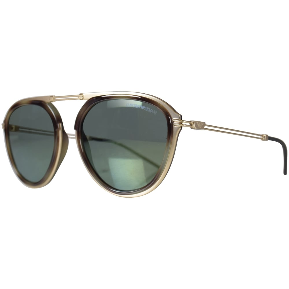 9ff70aab4ec5 EMPORIO ARMANI Emporio Armani 2056 Metal Sunglasses - Men from ...