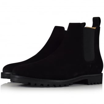 ETQ Nero Black Chelsea Boot