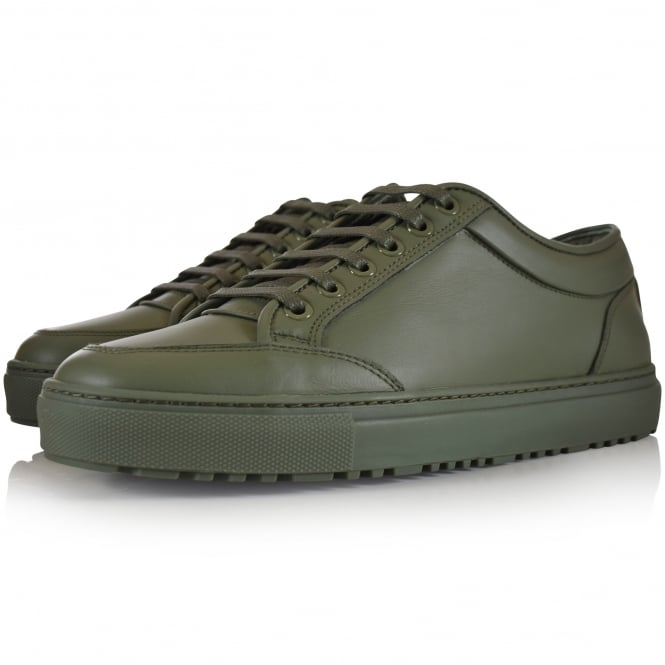 ETQ Tonal Olive Low 2 Trainers