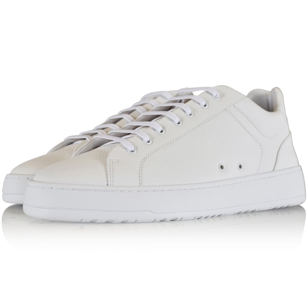 ETQ White Low 4 Trainers - Men from Brother2Brother UK 4ae8325c77f0