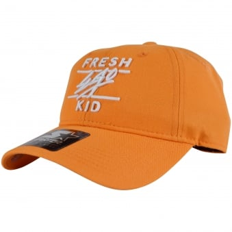 Fresh Ego Kid Orange Strapback Cap
