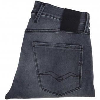 REPLAY Grey Hyperflex Jeans