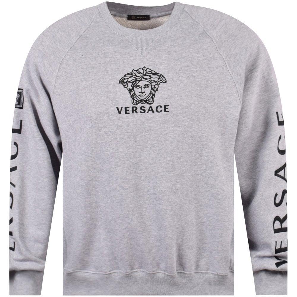 8eadbf4a Grey Medusa Sweatshirt