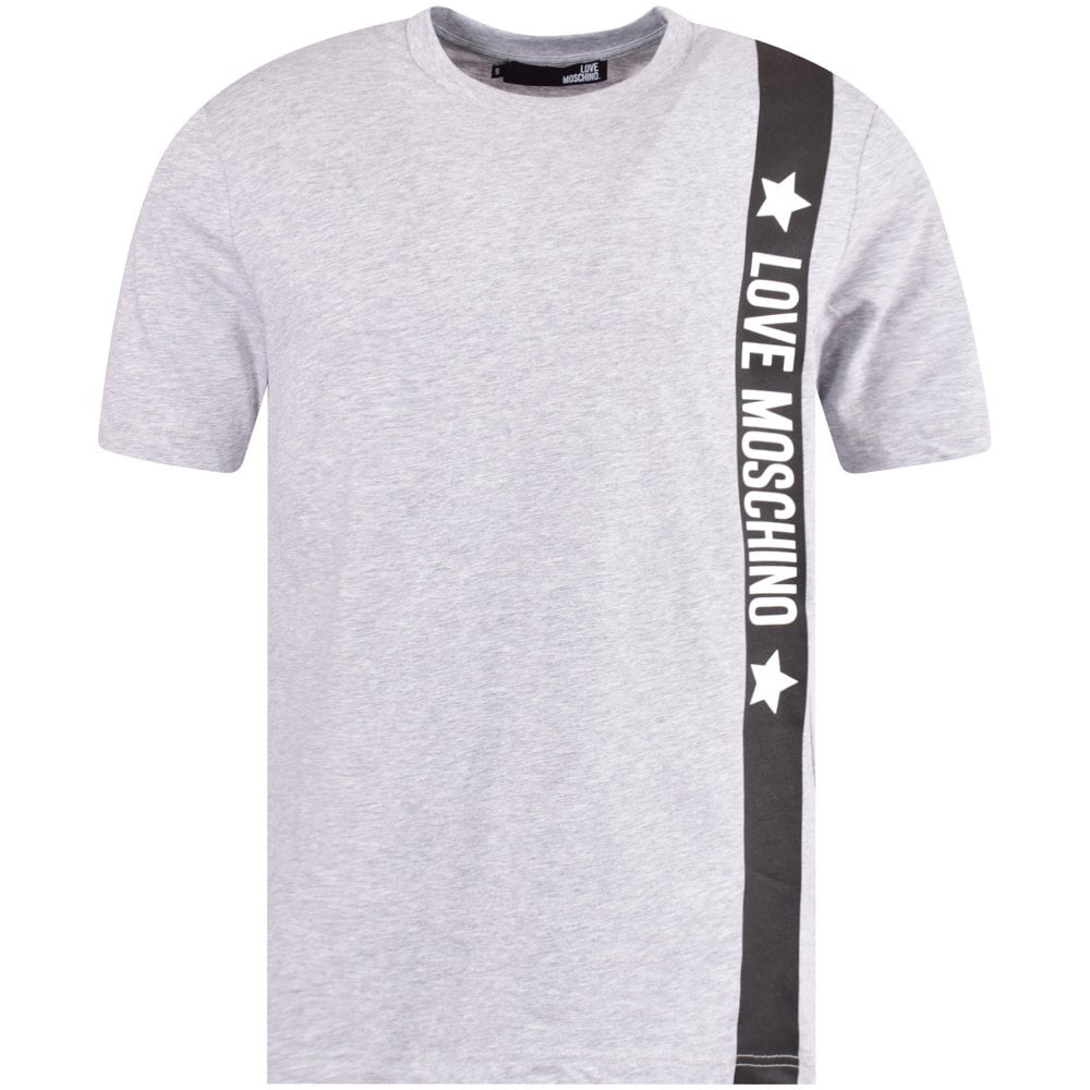 where can i buy buying new the best Grey Tape Logo T-Shirt