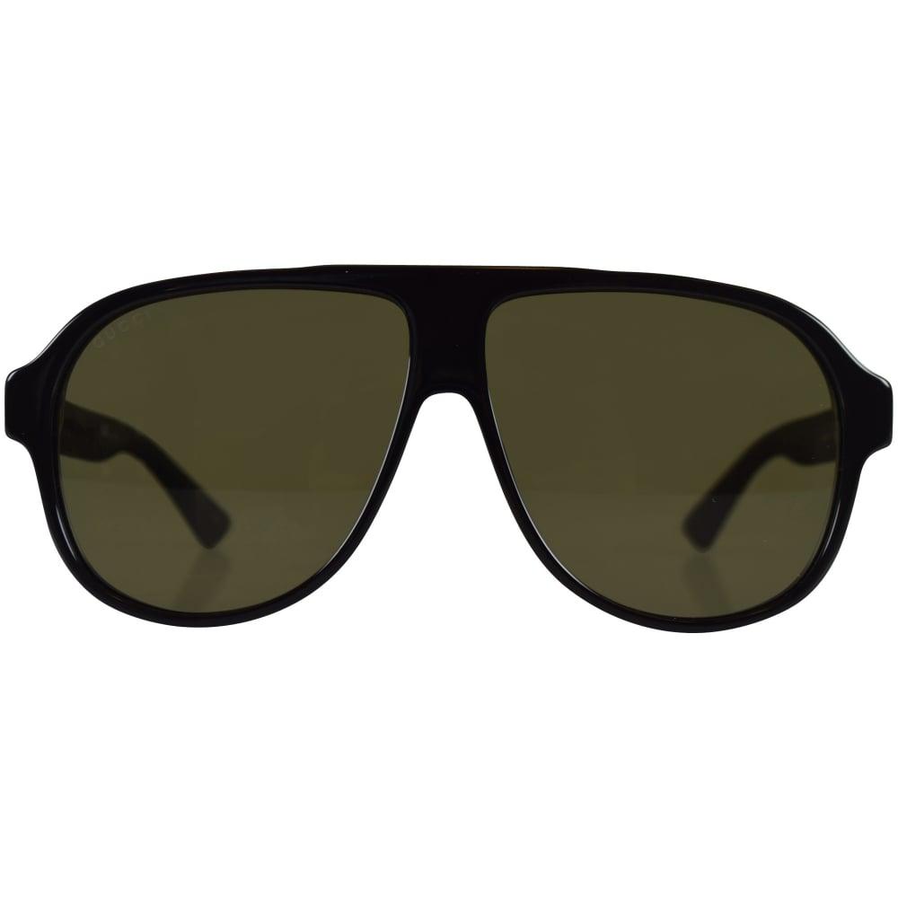 90f773f34c5 Gucci Aviator Sunglasses Brown « One More Soul