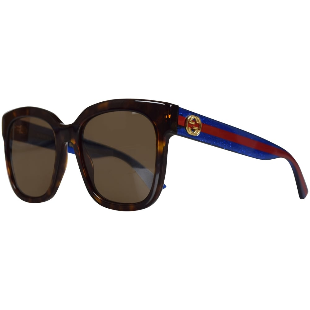 gucci sunglasses. gucci sunglasses gucci brown/blue sunglasses /