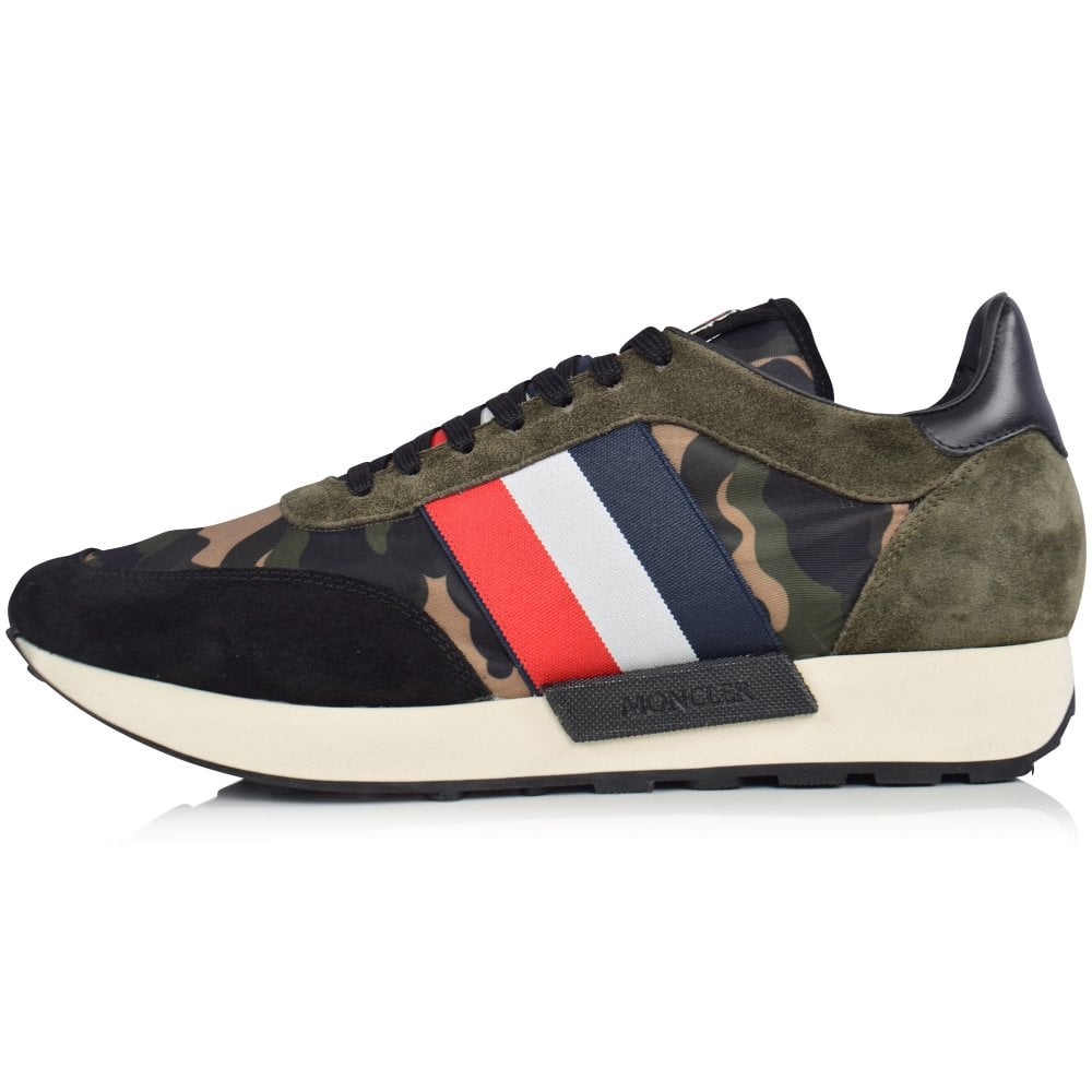 c1372b83f Horace Camo Runner Trainers