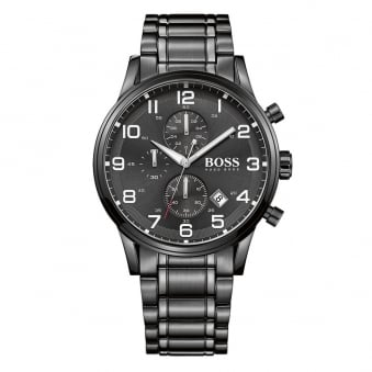 Hugo Boss Black/Dark Grey Dial Watch