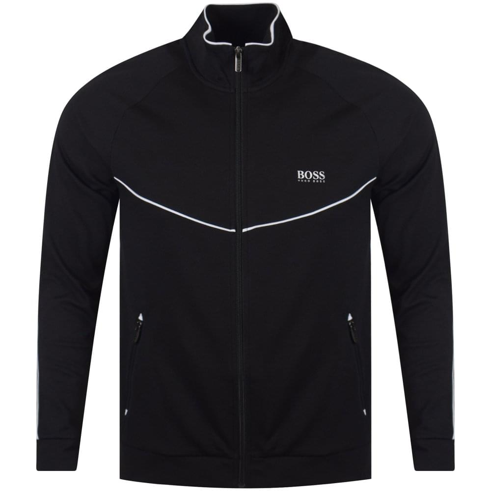 7f51408a6 BOSS Hugo Boss Black Zip Up Track Top - Men from Brother2Brother t/a ...