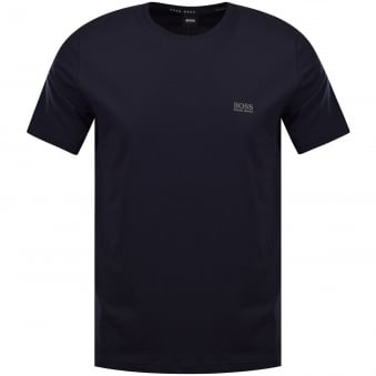 Hugo Boss Dark Blue Logo T-Shirt
