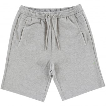 Hugo Boss Green Light Pastel Grey Shorts