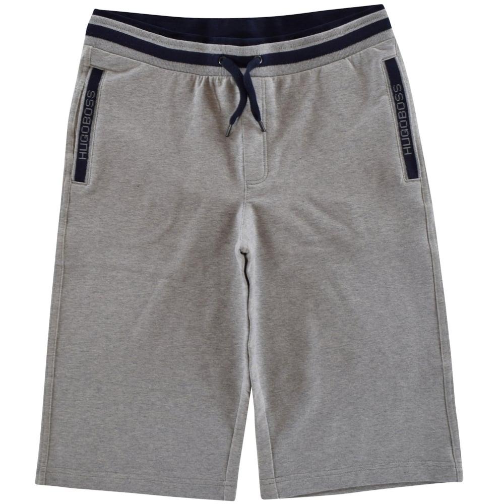 c7d5c00b2 HUGO BOSS JUNIOR Hugo Boss Junior Grey Pocket Trim Logo Jersey ...