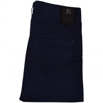 Hugo Boss Junior Navy Chino Trousers
