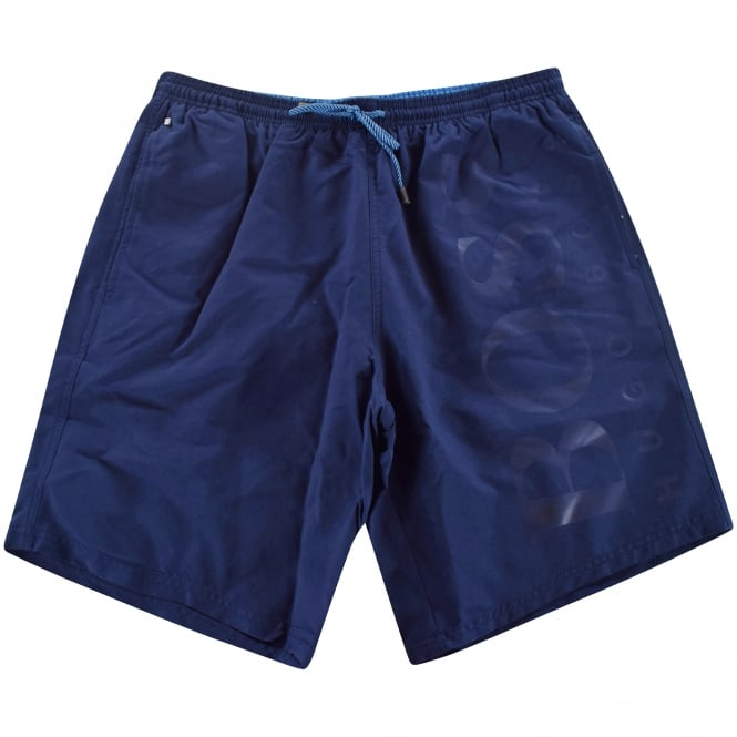 fb2b7e6449 Home · Men · Clothing · Shorts & Swimwear; BOSS Hugo Navy 'Orca' Swim Shorts.  Tap image to zoom. Hugo Boss Navy ' ...