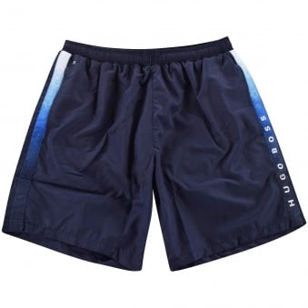 Hugo Boss 'Sea Bream' Navy Swim Shorts