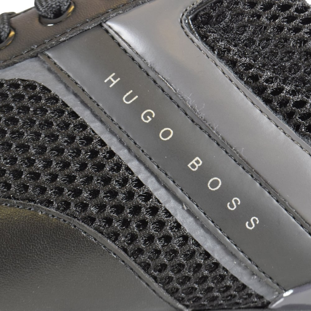aad117298 HUGO BOSS Hugo Boss Space Lowp Air Trainer - Men from Brother2Brother UK