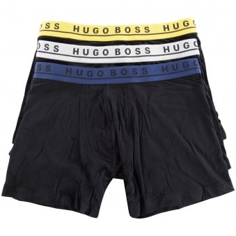 Hugo Boss Three Pack Boxer Briefs