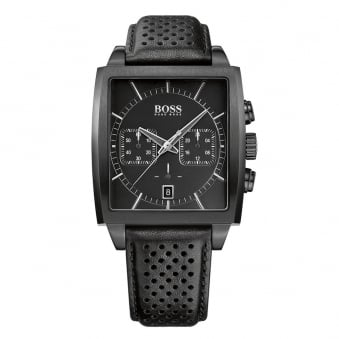 Hugo Boss Black Square Dial Watch