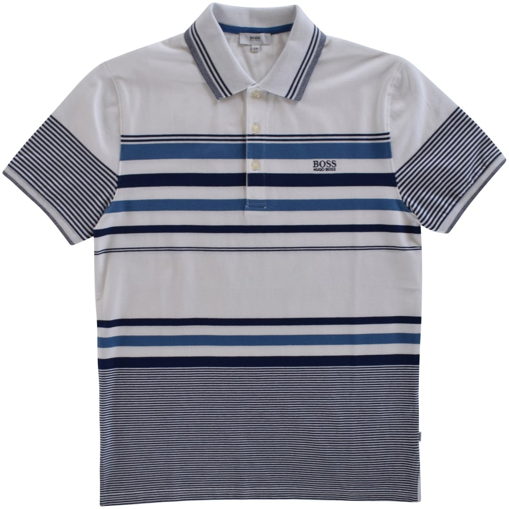 16e0d6c759fc Hugo Boss Polo Shirts House Of Fraser