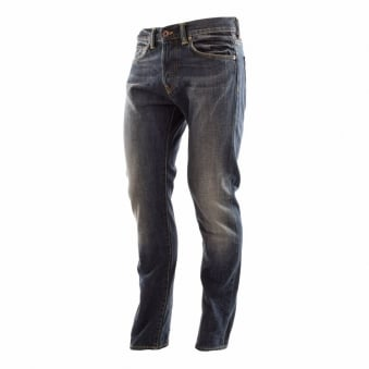 I004539.F8.BB Dark Fade Slim Fit Jeans