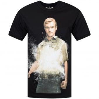 Ih Nom Uh Nit Black Jersey Murphy Print T-Shirt