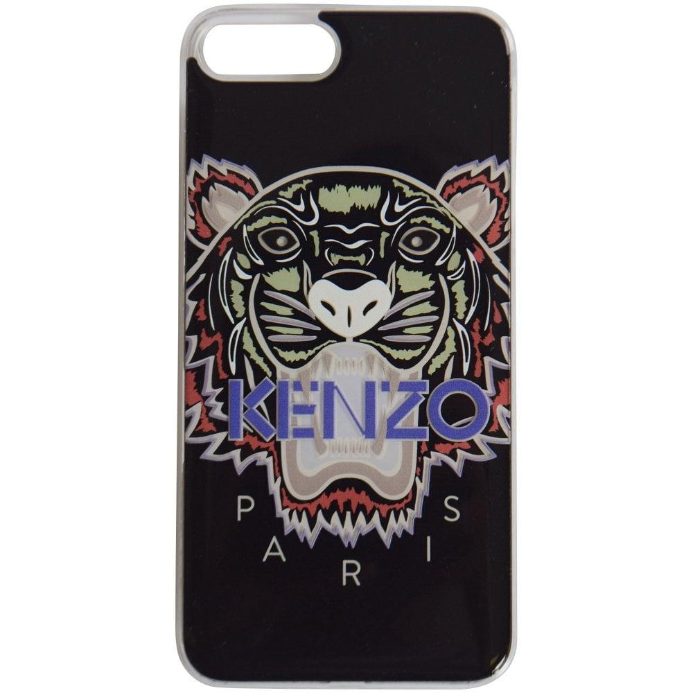 size 40 86a8a e2413 iPhone 7/8 Black Tiger Phone Case