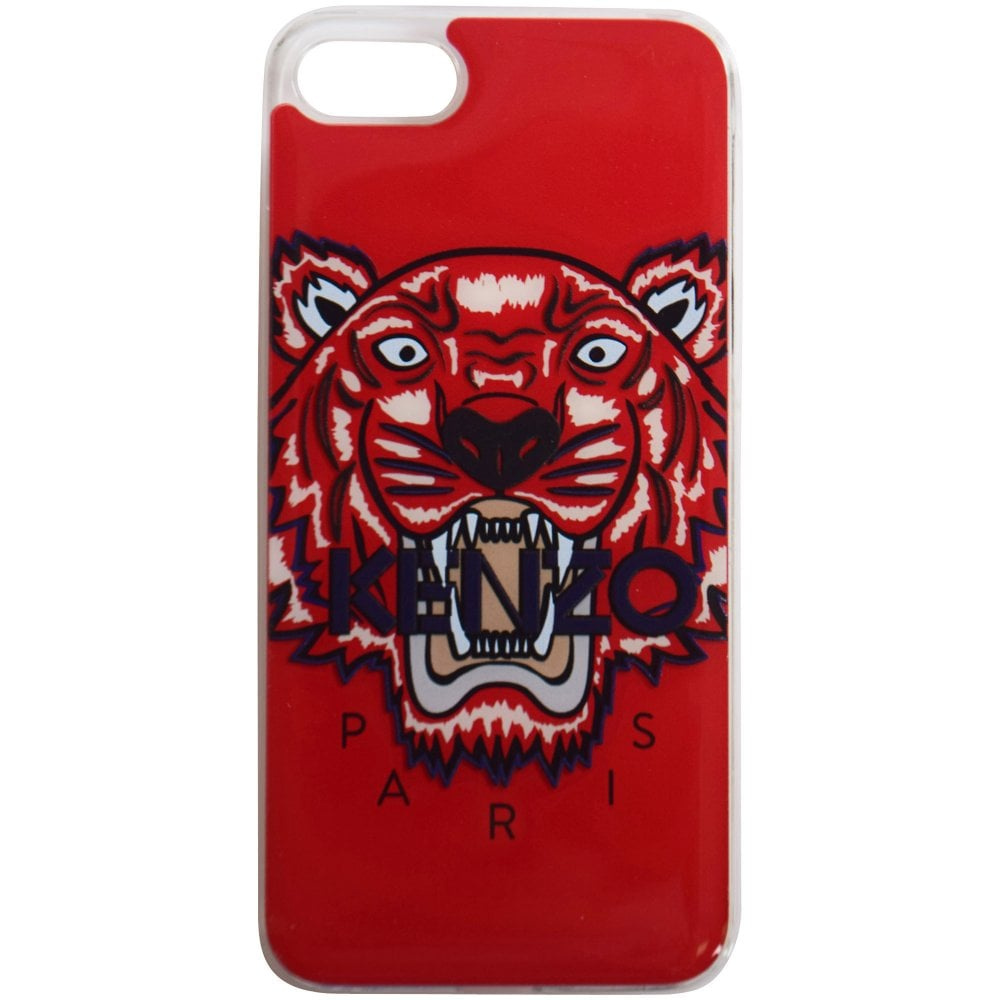 new product c17fc 0bc01 iPhone 7/8 Red Tiger Case
