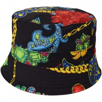b55b686b707 Jewel Print Bucket Hat. VERSACE ...